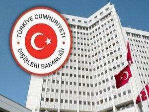Dışişleri Bakanlığı Tunus'taki Saldırıyı Kınadı