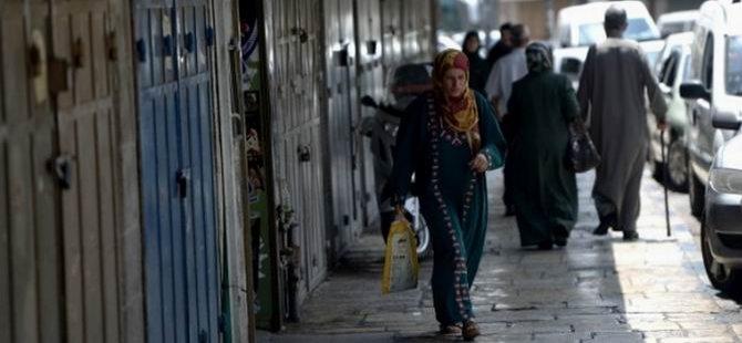 Kudüs ve Batı Şeria'da İsrail'in Saldırılarına Protesto