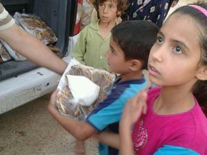 Özgür-Der'den Halep'te Her Gün 800 Aileye İftar