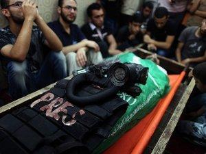 Filistinli Gazetecilerin Gazze İmtihanı