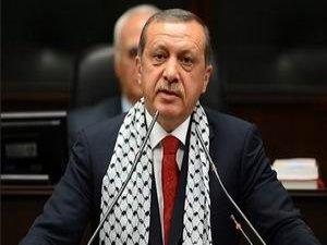 """Erdoğan'dan Musevi Kongresine: """"Ödülünüzü Başınıza Çalın!"""""""