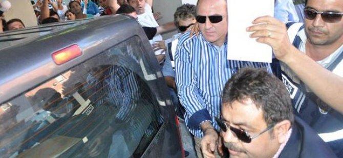 Ali Fuat Yılmazer de Gözaltında
