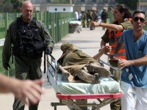 Siyonist Askerler Kendilerini Topuklarından Vuruyor