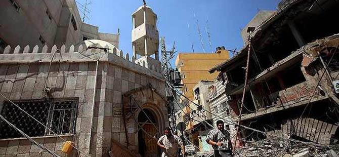 Huzaa'da Cesetler Sokaklardan Kaldırılamıyor