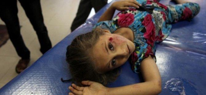 Hastaneye Her An Onlarca Ölü ve Yaralı Getiriliyor (FOTO)