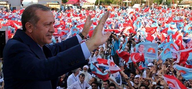 Erdoğan: Türkiye İsrail'e Nöbetçi Ülke Olmayacak
