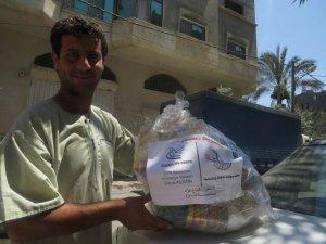 Yardımlarımız Saldırı Altındaki Gazze'de