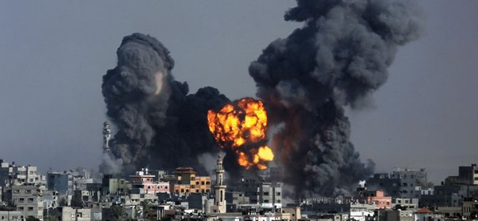 Gazze'de Şehit Sayısı Bin 191'e Yükseldi