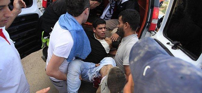 """""""Filistin'de 10 Bin Yaralıdan Bini Özürlü Kalacak"""""""