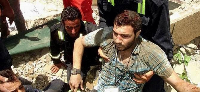 Irak'ta Canlı Bomba Saldırısı: 61 Ölü