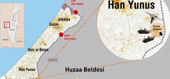 Terör Çetesi Huzaa'da Katliam Yapıyor!