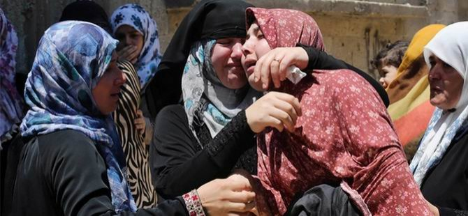 Siyonist İsrail BM Okulunu Vurdu