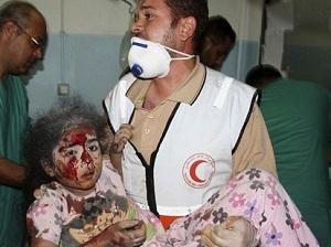 Hamas: İnsanların Sığındığı BM Okulunun Vurulması Vahşettir