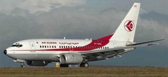 Cezayir Uçağı Düştü