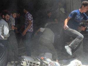 Siyonistler Gazze'de, Esed Suriye'de Katlediyor