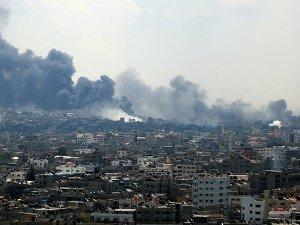 Gazze'de Şehit Sayısı 805'e Yükseldi