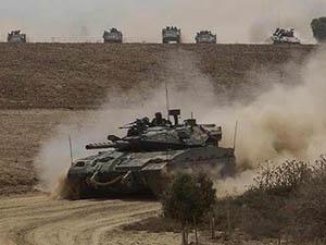 İsrail Ordusu İlerleme Kaydedemedi