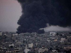 Gazze'de Şehit Sayısı 884'e Yükseldi