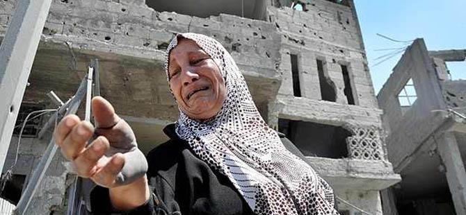 Gazze'de Değişen Bir Şey Yok