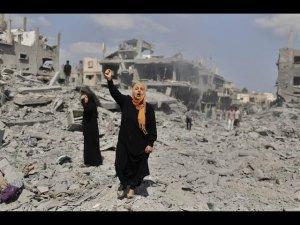 Siyonist Katliamdan Sonrası Şecaiyye'nin Durumu (FOTO)