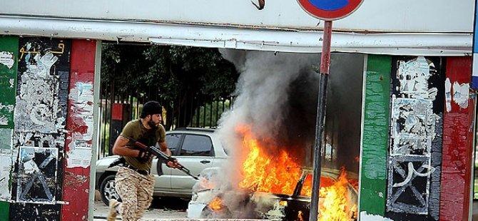 Libya'da Çatışma: 26 Ölü, 80 Yaralı