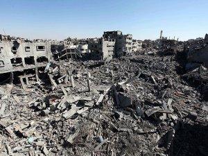 Gazze'de Şehit  Sayısı 1049'a Yükseldi