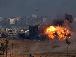 Gazze'de 24 Saatlik Ateşkes Başladı