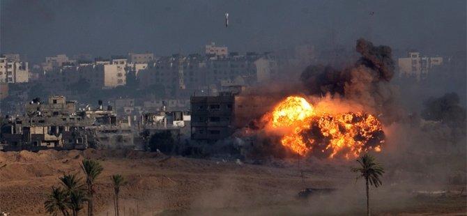Siyonist İsrail'in Ateşkes Önerisine Ret