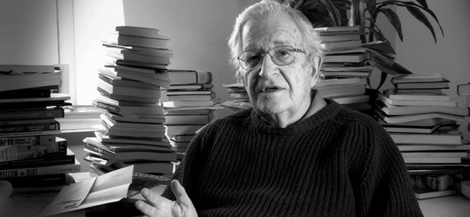Chomsky: Haksızlığı Kabul Etmeyen Tek Ülke Türkiye