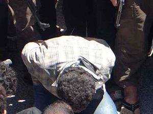 Sınır Kapısı Saldırganlarına İnfaz