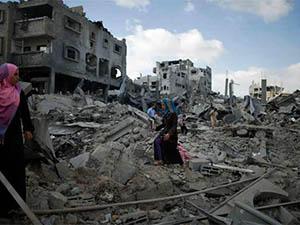 Gazze Afet Bölgesi İlan Edildi