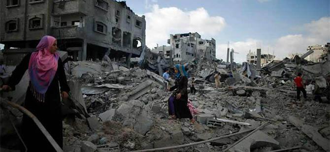 Filistin'deki Bosna, Müslümanlar ve de Dünya..