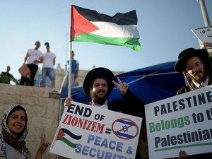 Haradem Yahudilerinden Gazze Saldırılarını Protesto