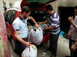 Özgür-Der  Ramazanda Suriye'li Kardeşlerini Yalnız Bırakmadı