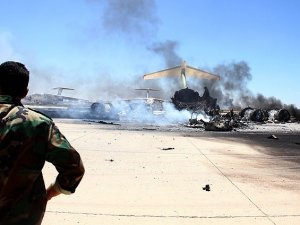 Libya'daki Çatışmalarda 97 Kişi Öldü