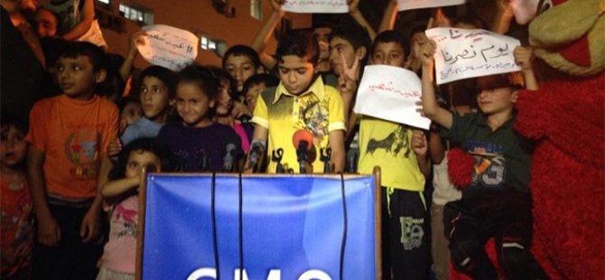 """Gazzeli Çocuklar: """"Yaralarımıza Rağmen, Bayramdır Sevinin!"""""""