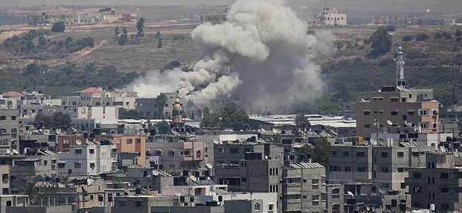İsrail Bayramda da Saldırılarını Sürdürüyor