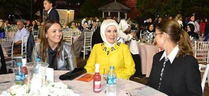 Emine Erdoğan: Ölen Bebekler Değil Batı'nın Vicdanı