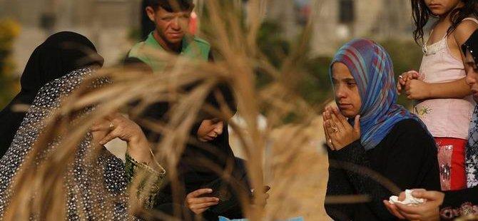 Siyonist İsrail Saldırıları altındaki Gazze ve Batı Şeria'da Bayram
