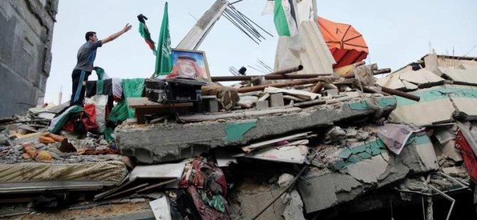 Siyonist Saldırı Altındaki Gazze'de Şehit Sayısı 1130'a Çıktı
