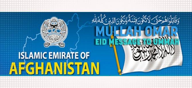 Afganistan İslam Emirliği Lideri Molla Ömer'den Bayram Mesajı