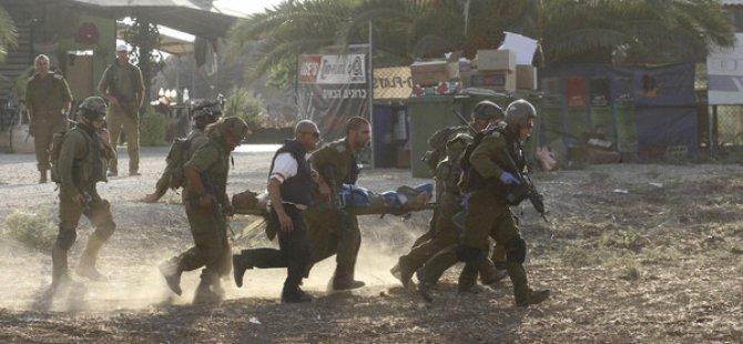 Siyonist İsrail: 651 Askerimiz Hastanede Tedavi Görüyor