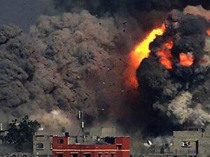 Gazze'de Şehit Sayısı Bin 216'ya Yükseldi