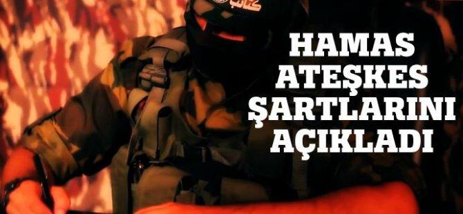 İzzeddin El-Kassam Tugayları Ateşkes Şartlarını Açıkladı