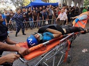 Siyonist İsrail Şucaiyye'de Yine Katliam Yaptı
