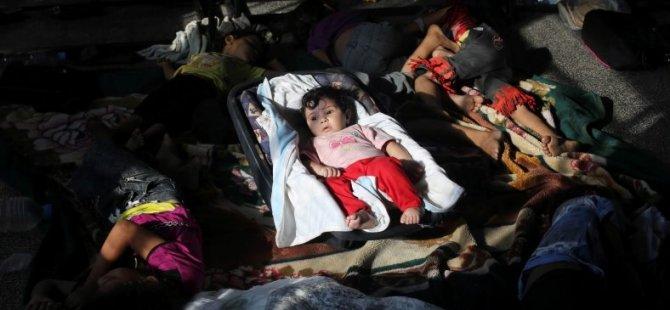 Okulları Bombalanan BM Sessiz