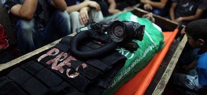 2015'te 70 Gazeteci Görev Başında Öldürüldü