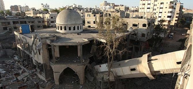 Gazze'de Ramazan Bayramı Bilançosu: 328 Şehit