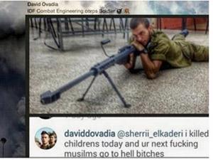 Siyonist Askerin Bir Günde 13 Çocuk Öldürme Hazzı