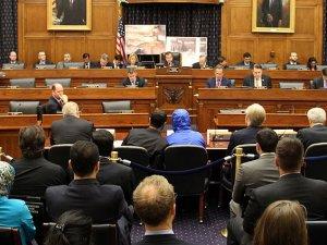 ABD Kongresi'nden Esed Rejimi İçin Savaş Suçları Mahkemesi Kararı
